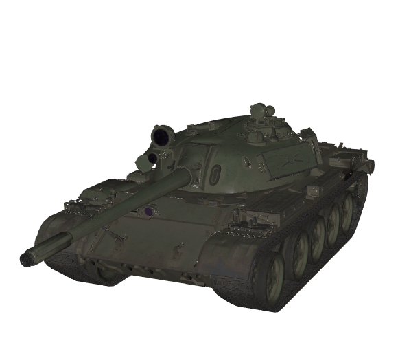 T55A, personal missions, missions, wot