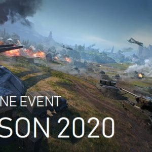 Frontline event – 4 stages (tier 15)