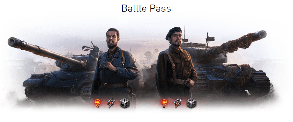 Meet Battle Pass in World of tanks!