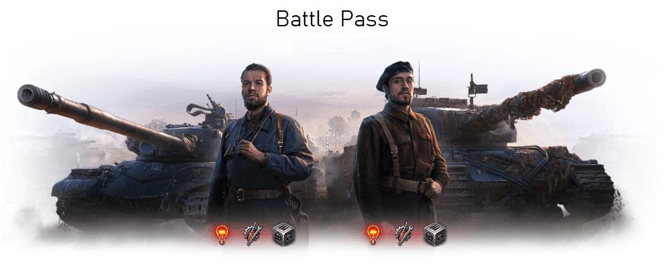 Meet Battle Pass in World of tanks!